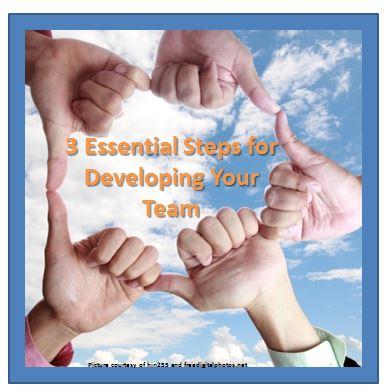 3 Essential Steps for Team Development