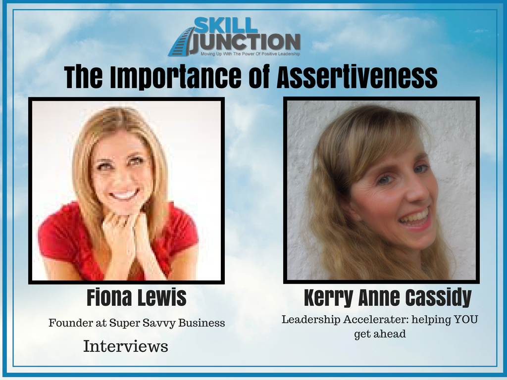 How to Build your Assertiveness (1)