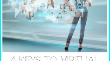 4 Key Challenges to Working in Virtual Teams