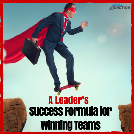 leaders success formula for winning teams