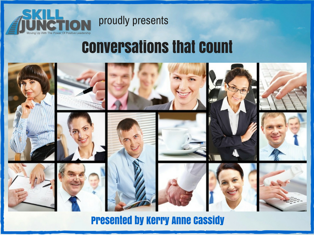 conversations that count: monthly educational webinars