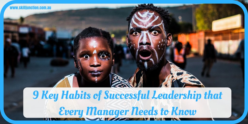 9 Key Habits of Successful Leaders Quotes cover image